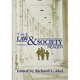 Ret og samfund læser