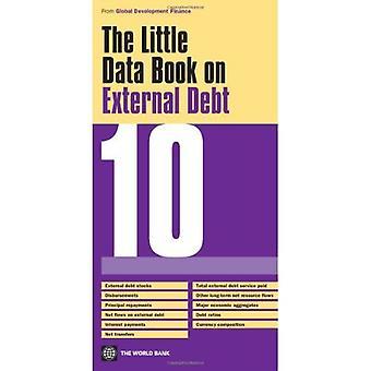Le petit livre de données externes dette 2010