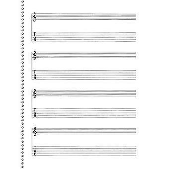 Musica passantino Papers, n. 159: Foglio manoscritto chitarra