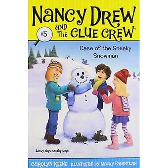 Affaire du bonhomme de neige sournois (Nancy Drew & l'équipage Clue (qualité) (rééditions))