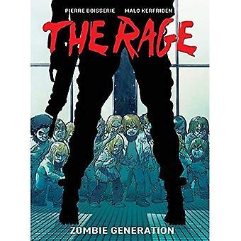 La Rage: Zombie génération