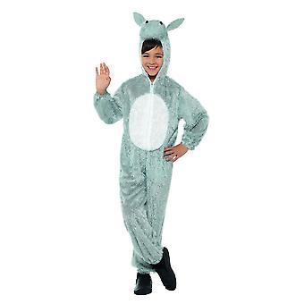 Childrens Donkey Fancy Dress Costume