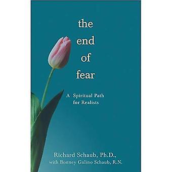 Het einde van de angst: een spiritueel pad voor realisten
