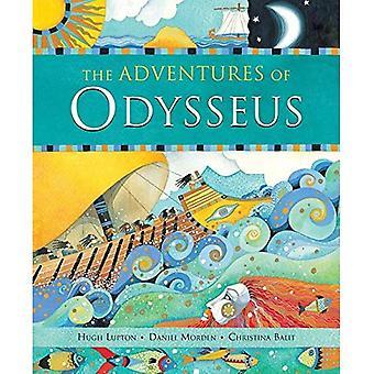 Adventures of Odysseus: 2017 (Adventures of Odysseus)