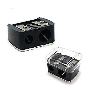 Body Collection Duo Pencil Sharpener With Lid