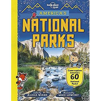 Amerika's nationaalparken (Lonely Planet kinderen)