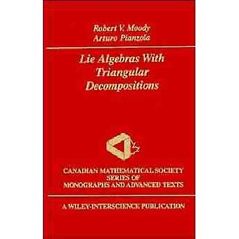 Ligge Algebras Vol 11 av Moody