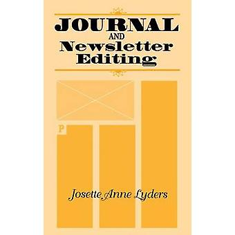 Journal and Newsletter Editing by Lyders & Josette