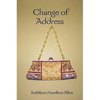 Adressändring av Hamilton Allen & Kathleen