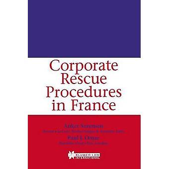 Procedimientos de rescate empresarial en Francia por Srensen
