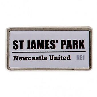 Newcastle United Badge SS