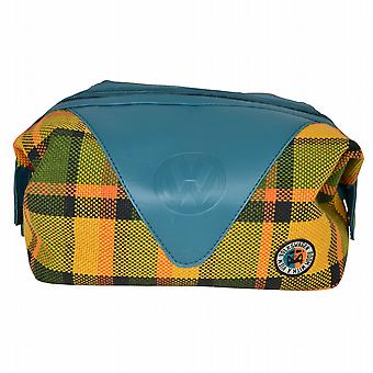Official VW Camper Van Mens Toiletry Wash Bag