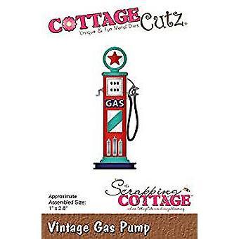 CottageCutz Vintage Gas Pump (CC-480)
