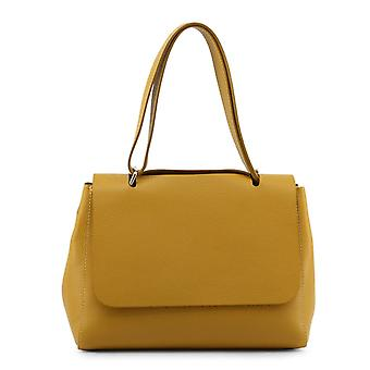 Made In Italia Isotta Women Yellow Shoulder bags -- ISOT942832