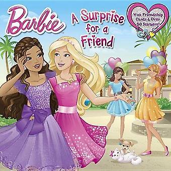 A Surprise for a Friend (Barbie) by Mary Man-Kong - Random House - Va