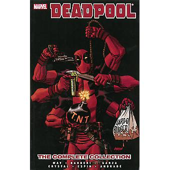 Deadpool - Volume 4 - Complete Collection by Daniel Way - Carlo Barberi