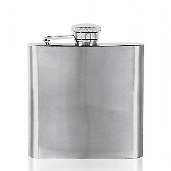 6oz STAINLESS STEEL FLASK - STL064