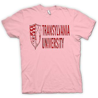 Kinder T-shirt - Transylvania University - witzige Horror