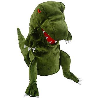 フィエスタ工芸恐竜ハンドパ ペット (グリーン)