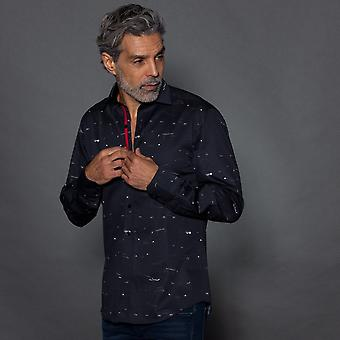 Claudio Lugli Headlight Print Shirt