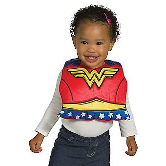Wonder Woman Infant Bib