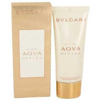 Bvlgari Aqua Divina by Bvlgari Body Lotion 3,4 oz (naiset) V728-535119