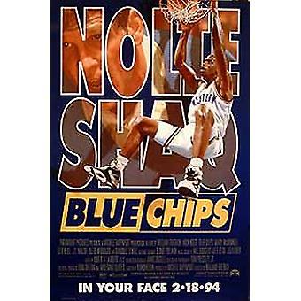 Blue Chips Original Cinema Poster