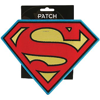 Dc Comics Super Hero Patches Superman Insignia 8