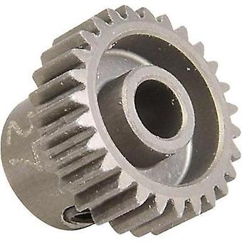 Spare part Team C TC1227 64dp 27-tooth aluminium sprocket