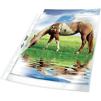 BROCHURE COVERS PREMIUM, CRYSTAL-CLEAR,