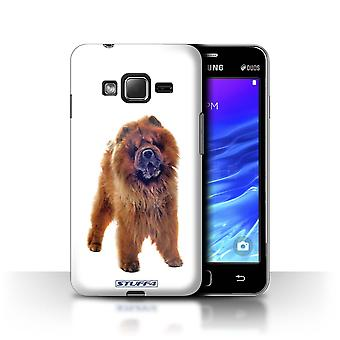 STUFF4 Case/Cover for Samsung Z1/Z130/Chow Chow/Dog Breeds