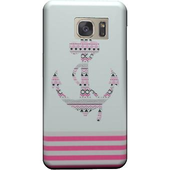 Kill cover pink stripes Anchor for Galaxy S6