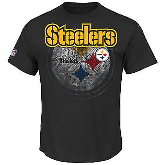Majestic NFL RAIYNA shirt - Pittsburgh Steelers Black