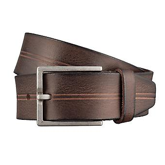 BRAX belts men's belts leather belt Brown 3046