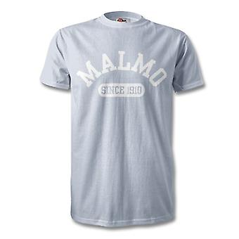 Malmo FF 1910 Established Football Kids T-Shirt
