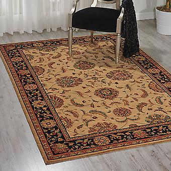 Rugs - Living Treasure Li04 - Ivory / Black