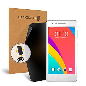 Celicious Privacy Plus OPPO Mirror 3 4-Way Visual Black Out Screen Protector