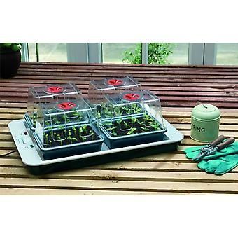 4 Top Automatic Temperature Control Electric Propagator Home Gardening