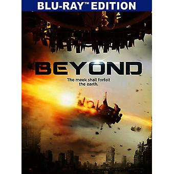 Beyond [Blu-ray] USA import