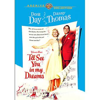 I'll See You in My Dreams [DVD] USA import