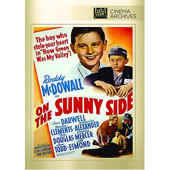 On the Sunny Side [DVD] USA import