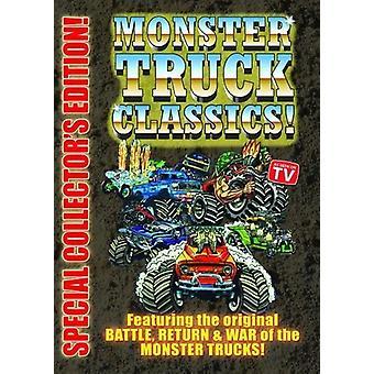 Monster Truck klassikere Collector's Edition enkelt [DVD] USA importerer