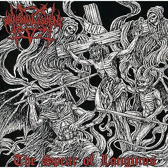 Infernal Legion - spyd af Longinus [CD] USA import