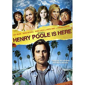 Henry Poole Is Here [DVD] Stati Uniti importare