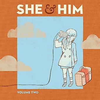 She & Him - Volume 2 [CD] USA import