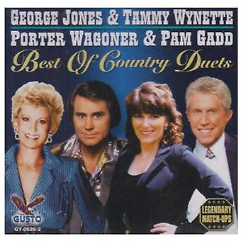 Jones/Wynette/Porter - Duets [CD] USA import