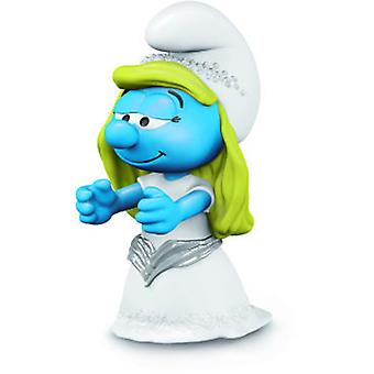 Schleich Smurfette Bride (Toys , Dolls And Accesories , Miniature Toys , Mini Figures)