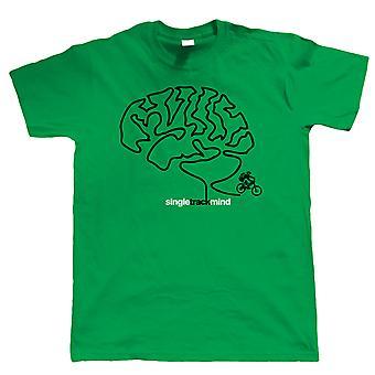 Singletrack Mind, Mens Mountain Bike T-Shirt