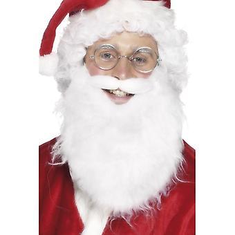 ニコラス ・ひげニコラウス サンタ クロースのひげは、経済を知っています。