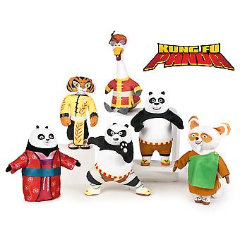 Play by play Kung Fu Panda Peluche 28 Cm (Toys , Dolls And Accesories , Soft Animals)